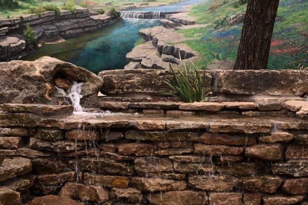 1.waterfall