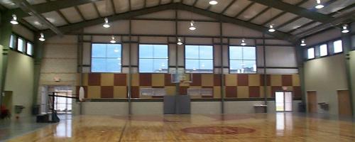 2. Gym-inside